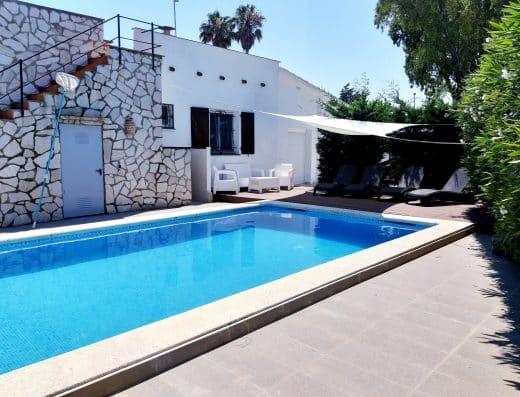 FHEMP122-Casa Chrisika, Terrasse Pool-Haus